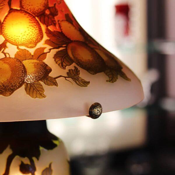 lampe-tip-galle-en-vere-decor-citron