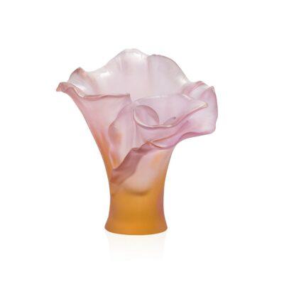 vase-arum-pm-ambre-rose-daum
