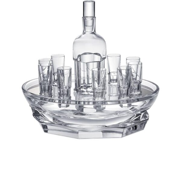 harcourt abysse service vodka Baccarat