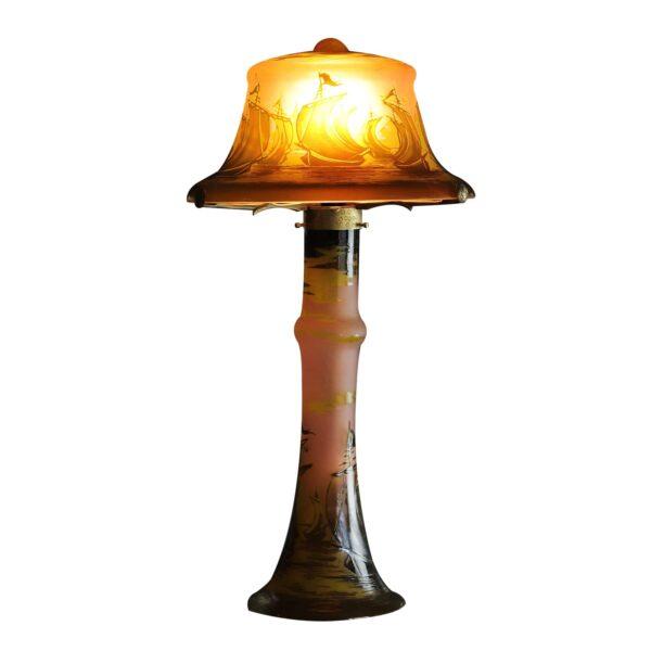 lampe tig galle decor bateau