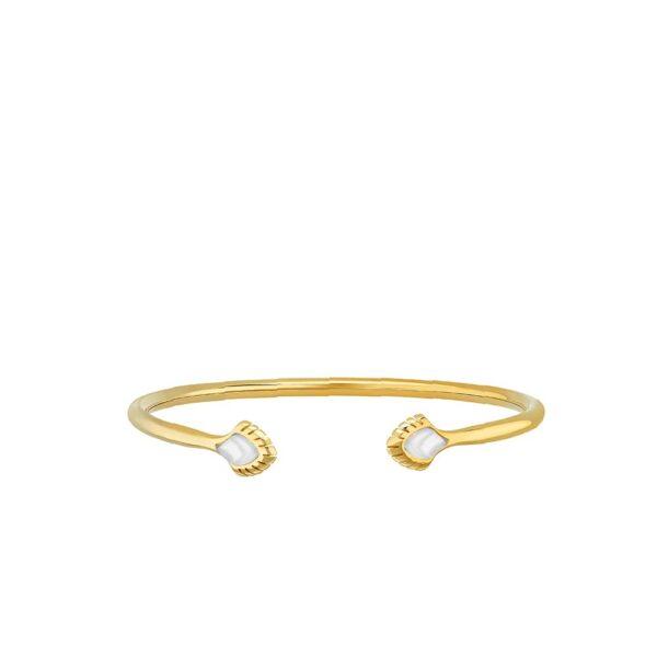 paon bracelet vermeil lalique