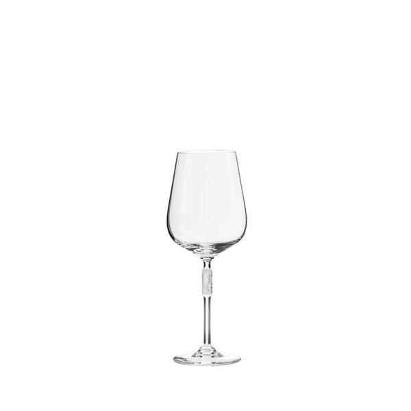verre vin merlot Lalique France