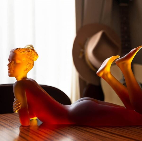 sculpture-cristal-Adelie-Alain-Choisnet-daum