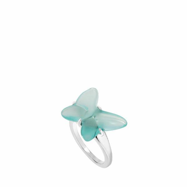 bague-papillon-lalique-vert-lagon
