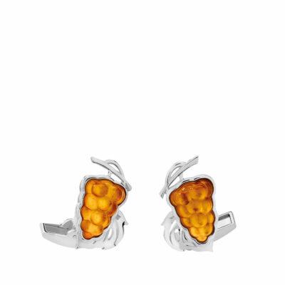 boutons-de-manchette-vigne-cristal-ambre-lalique