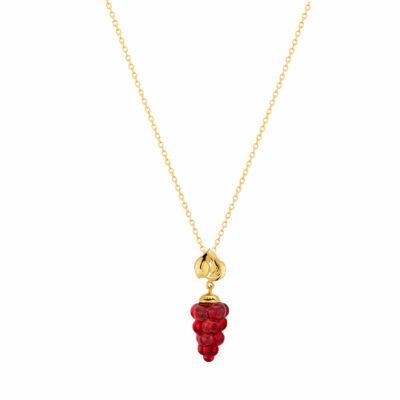pendentif-vigne-lalique-rouge